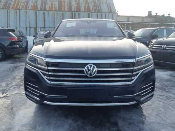 Volkswagen Touareg, 2019 год, 4 172 000 руб.