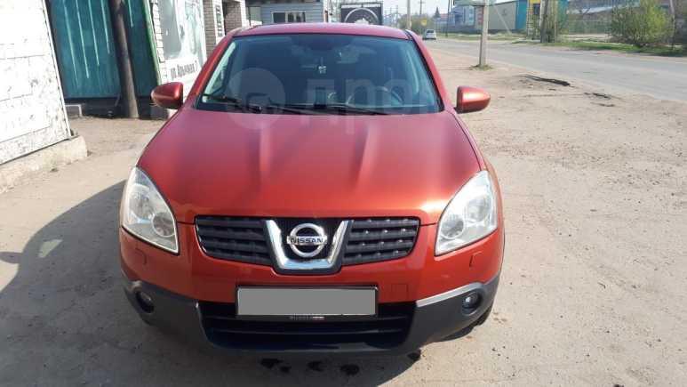 Nissan Qashqai, 2007 год, 590 000 руб.