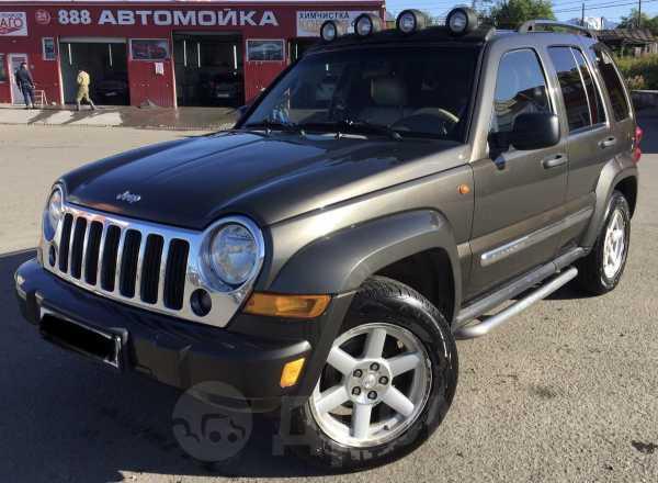 Jeep Cherokee, 2006 год, 550 000 руб.