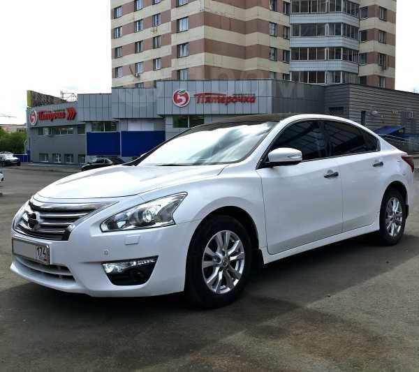 Nissan Teana, 2014 год, 999 000 руб.