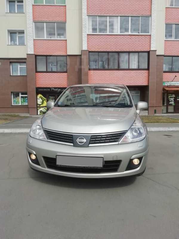Nissan Tiida, 2007 год, 385 000 руб.