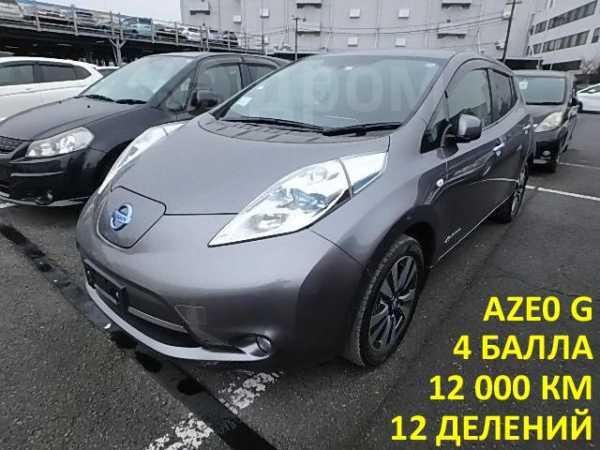Nissan Leaf, 2013 год, 695 000 руб.