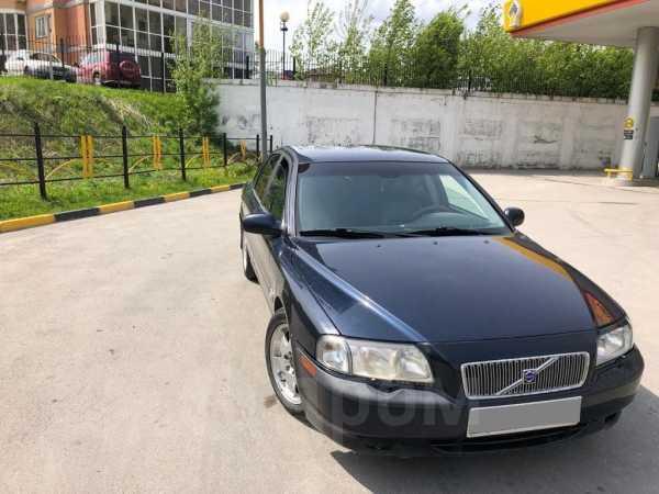 Volvo S80, 2001 год, 175 000 руб.