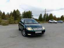 Новоуральск Corolla 2002