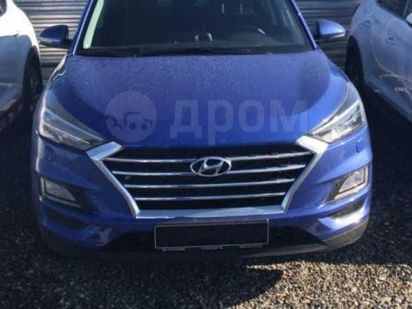 Hyundai Tucson, 2019 год, 1 993 672 руб.