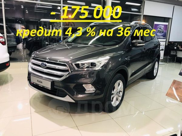 Ford Kuga, 2019 год, 1 941 000 руб.