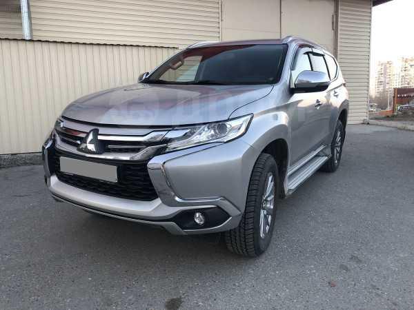 Mitsubishi Pajero Sport, 2017 год, 2 200 000 руб.