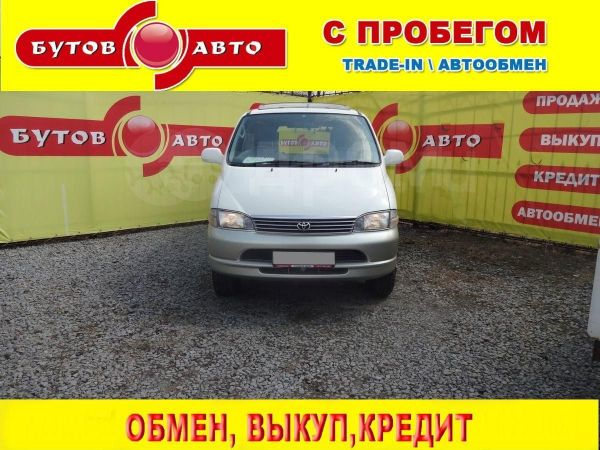 Toyota Granvia, 1998 год, 529 000 руб.