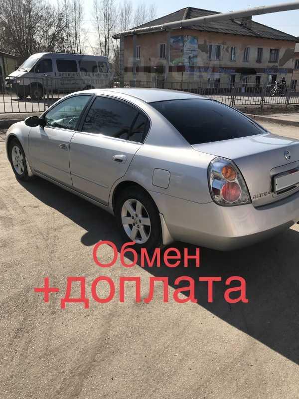 Nissan Altima, 2003 год, 360 000 руб.