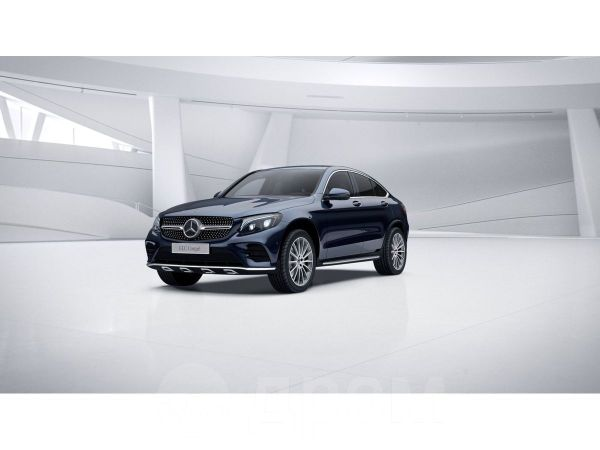 Mercedes-Benz GLC Coupe, 2019 год, 3 980 000 руб.