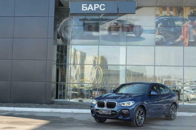 BMW X4, 2019 год, 4 150 000 руб.