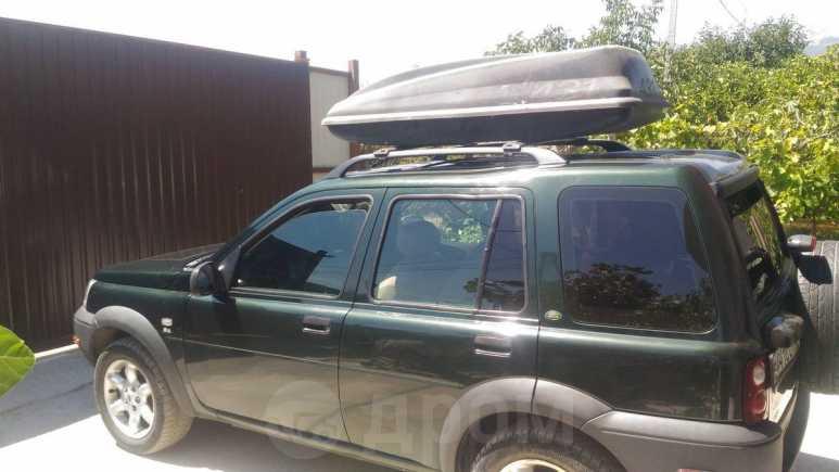 Land Rover Freelander, 2002 год, 320 000 руб.