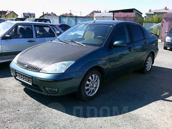 Ford Focus, 2003 год, 135 000 руб.