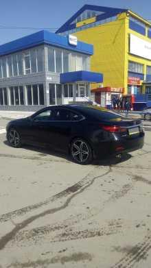 Нижневартовск Mazda6 2016