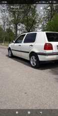 Volkswagen Golf, 1993 год, 139 000 руб.
