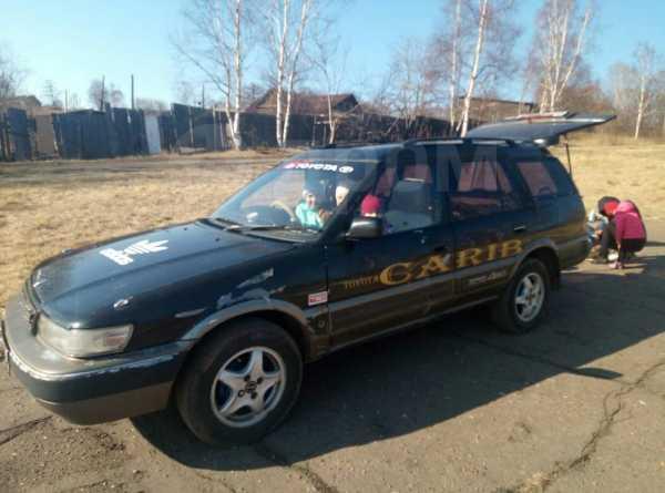 Toyota Sprinter Carib, 1991 год, 140 000 руб.