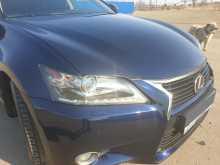 Хабаровск Lexus GS350 2012