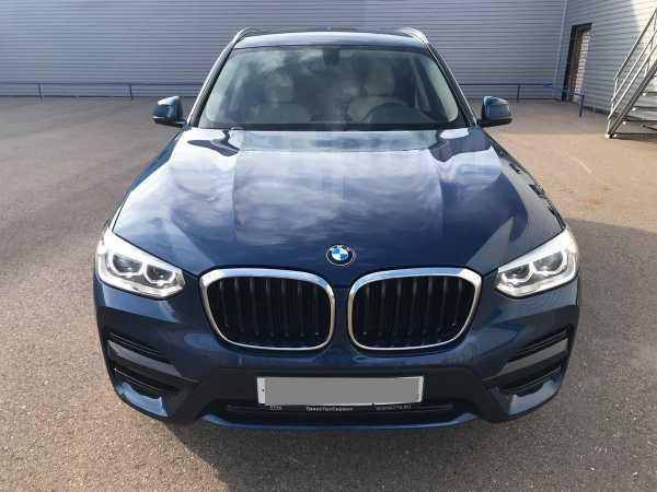BMW X3, 2018 год, 2 550 000 руб.