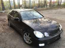 Кемерово Toyota Aristo 2001