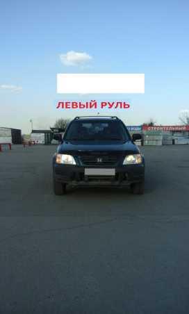 Новокузнецк CR-V 1997
