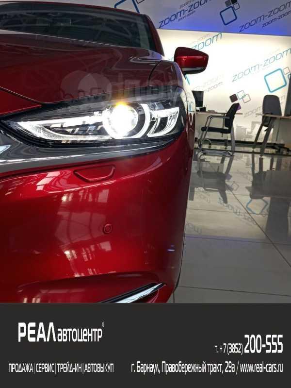 Mazda Mazda6, 2019 год, 1 924 000 руб.