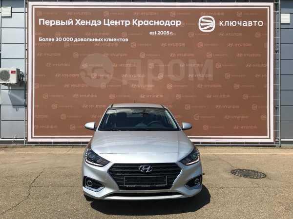 Hyundai Solaris, 2019 год, 960 000 руб.