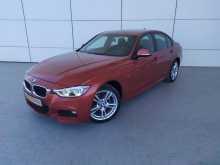 BMW 3, 2017 г., Оренбург