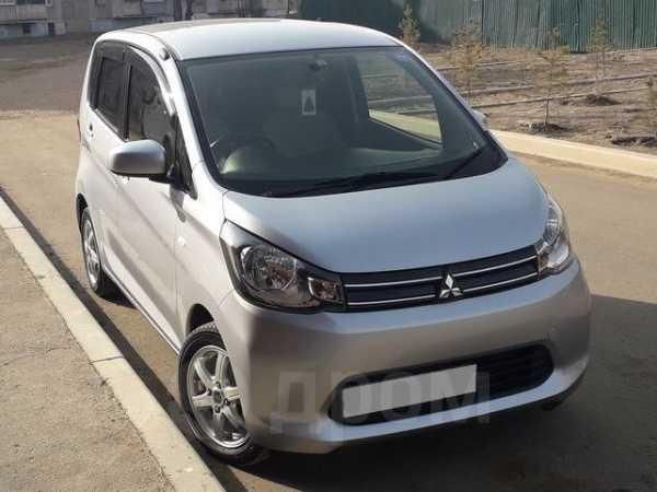 Mitsubishi eK Wagon, 2014 год, 425 000 руб.