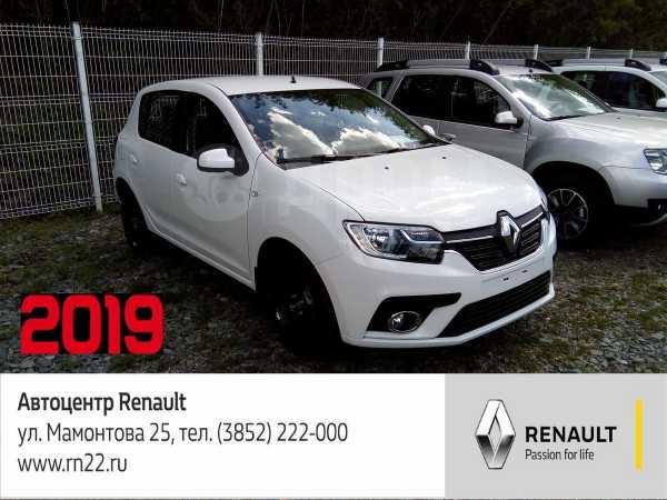 Renault Sandero, 2019 год, 631 782 руб.