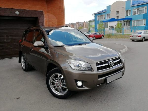 Toyota RAV4, 2009 год, 830 000 руб.