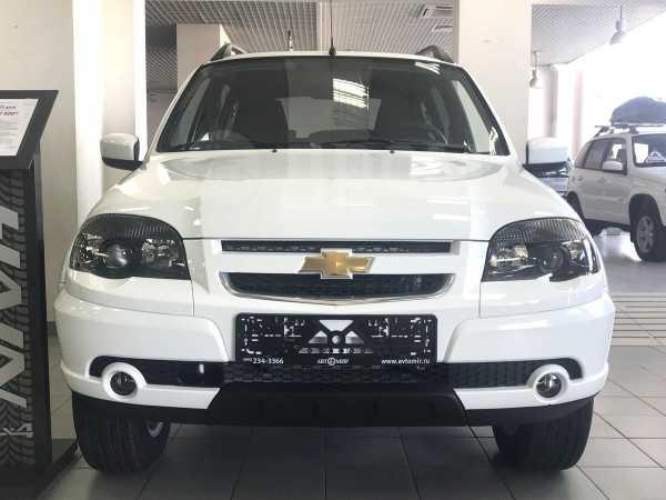 Chevrolet Niva, 2019 год, 822 480 руб.