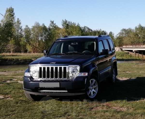 Jeep Cherokee, 2008 год, 845 000 руб.