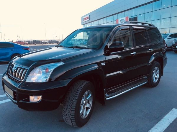 Toyota Land Cruiser Prado, 2007 год, 1 230 000 руб.