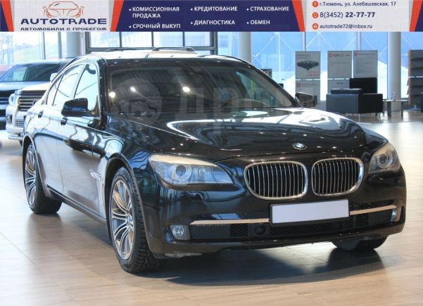 BMW 7-Series, 2008 год, 999 000 руб.