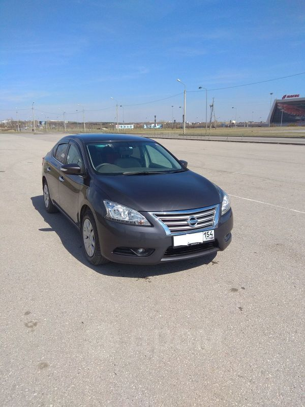 Nissan Sylphy, 2014 год, 900 000 руб.