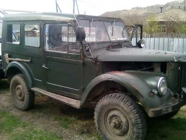 ГАЗ 69, 1960 год, 65 000 руб.