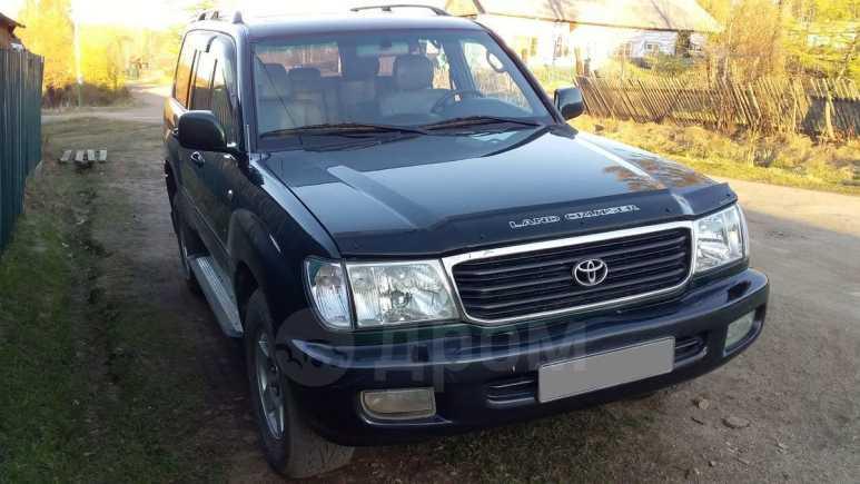 Toyota Land Cruiser, 2000 год, 890 000 руб.