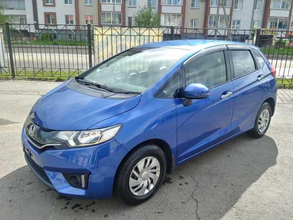 Honda Fit, 2014 год, 625 000 руб.