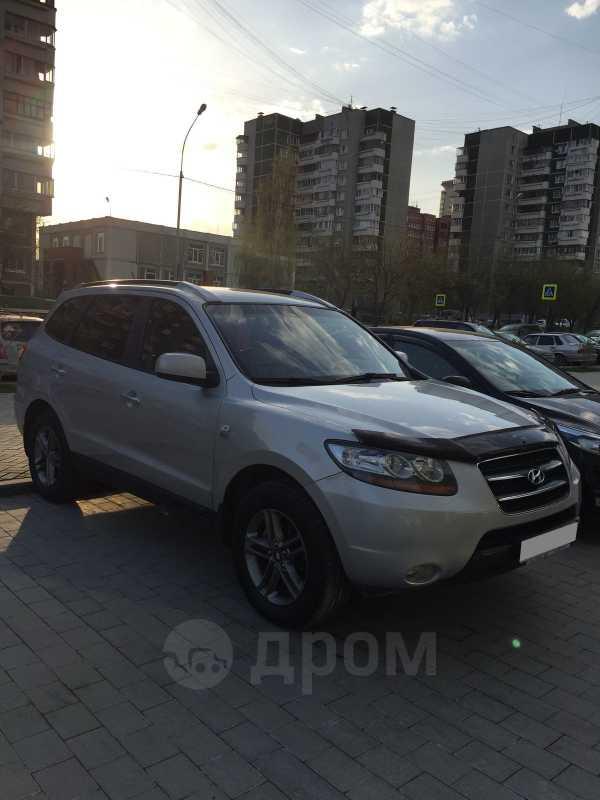 Hyundai Santa Fe, 2009 год, 739 000 руб.