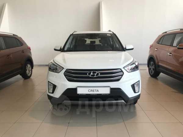 Hyundai Creta, 2019 год, 1 589 329 руб.