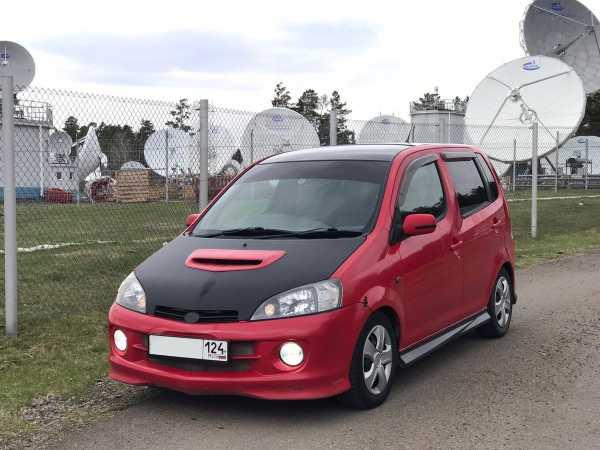 Daihatsu YRV, 2001 год, 189 000 руб.