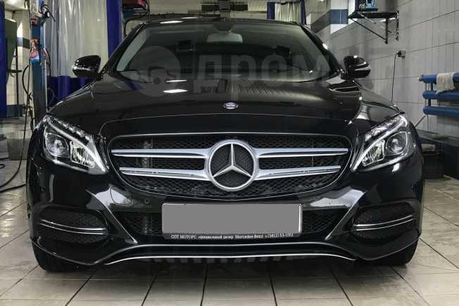 Mercedes-Benz C-Class, 2015 год, 1 240 000 руб.