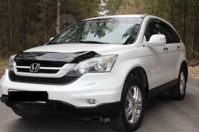 Honda CR-V, 2012 год, 978 000 руб.
