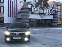 Сургут Toyota Camry 2016