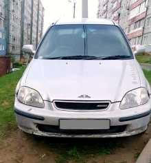 Владивосток Civic Ferio 1998