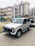 Лада 4x4 Урбан, 2017 год, 430 000 руб.