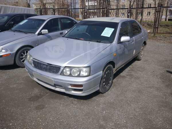 Nissan Bluebird, 2000 год, 75 000 руб.