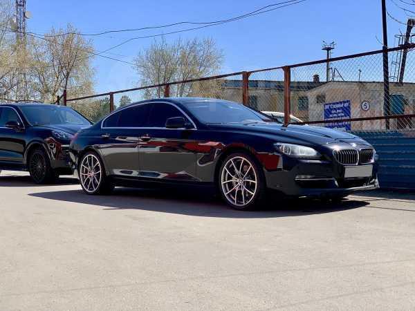 BMW 6-Series, 2013 год, 2 000 000 руб.