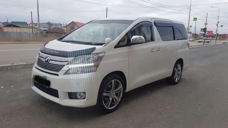 Toyota Vellfire, 2014 год, 1 700 000 руб.
