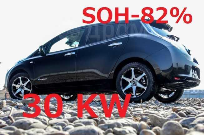 Nissan Leaf, 2015 год, 885 000 руб.